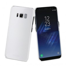 MUVIT MUCRY0157 - Protective case - Durable plastic - Transparent Crystal - para Samsung Galaxy S8 Edge