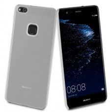 MUVIT MUCRY0155 - Case - Durable plastic - Transparent - para Huawei P10 Lite