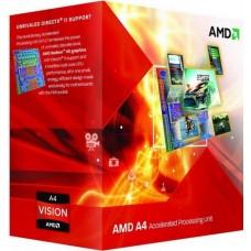 AMD A series A4-6300 procesador 3,7 GHz Caja 1 MB L2