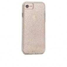 Case-Mate Sheer Glam - Carcasa trasera para teléfono móvil - champagne sheer glam - para Apple iPhone 7