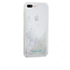 Case-Mate Naked Tough Waterfall - Carcasa trasera para teléfono móvil - diamante iridiscente - para Apple iPhone 6 Plus, 6s Plus, 7 Plus