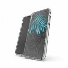 Gear4 Victoria Jungle - Carcasa trasera para teléfono móvil - policarbonato, D3O, poliuretano termoplástico (TPU) - para Apple iPhone XS Max