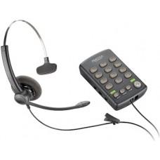 Plantronics T110 teléfono Teléfono analógico Negro