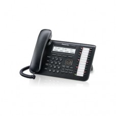Panasonic KX-DT543X-B teléfono Teléfono analógico Negro Identificador de llamadas