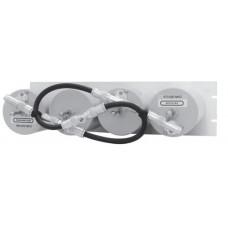 Duplexer Pasa Banda-Rechazo de Banda, 400-470 MHz, 4 Cavidades (4