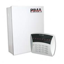 PIMA H6-RXN406-K sistema de alarma de seguridad Blanco