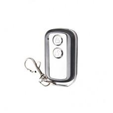AccessPRO PROT400 mando de entrada sin llave y llave electrónica inalámbrica RF inalámbrico Negro, Cromo