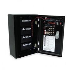 Total Ground SUPR-60-3-FCSO regulador de voltaje 277 - 480 V Negro