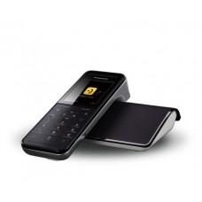 Teléfono Inalámbrico PANASONIC - Desk/Wall, Color blanco, Si, Si, TFT