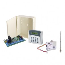 PIMA H8-RXN400-TRUH sistema de alarma de seguridad Blanco