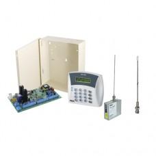 PIMA H8-RXN400-TRUHH sistema de alarma de seguridad Multicolor