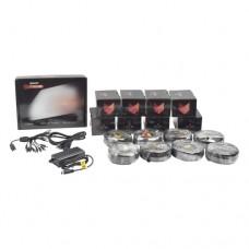 Epcom LB7-TURBO-KIT8 kit de videovigilancia Alámbrico 8 canales