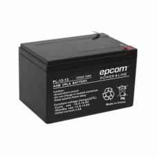 Batería con Tecnología AGM/VRLA, 12 Vcd, 12Ah.