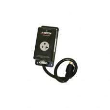 Transtector TS-120-520SM limitador de tensión 1 salidas AC 120 V Negro