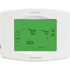Lutron LR-HWLV-HVAC termoestato RF Blanco