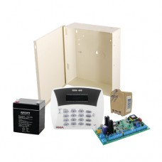 PIMA HUNTER8-KTB sistema de alarma de seguridad Multicolor