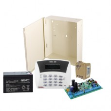 PIMA HUNTER8-KTBR sistema de alarma de seguridad Multicolor