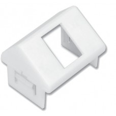 Siemon CTE-MXA-01-02 placa de pared y cubierta de interruptor Blanco
