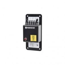 Transtector ACP-2341 limitador de tensión 120 V Negro
