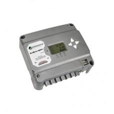 Controlador de carga solar EcoBoost MPPT 30 A con pantalla
