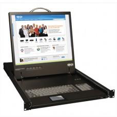Consola KVM TRIPP-LITE B021-000-17TAA - LCD, 1280 x 1024 Pixeles