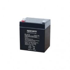 Epcom PL512 batería para sistema ups Sealed Lead Acid (VRLA) 5 Ah 12 V