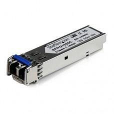StarTech.com Módulo Transceptor de Fibra Óptica SFP Monomodo Modo Único Gigabit con DDM LC Compatible Cisco Mini GBIC Transceiver - 20km - Módulo de transceptor SFP (mini-GBIC) - GigE - 1000Base-LH - modo simple LC - hasta 20 km - 1310 nm - para P/N: ET91