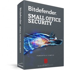 BitDefender Small Office Security - Caja de embalaje - Descarga / Tarjeta de activación - 1 servidor / 5 licencias - Español