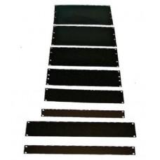 Panel ciego NORTH SYSTEM - Negro, 1.22 Kg