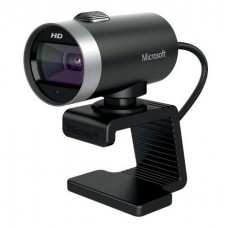 Cámara Web MICROSOFT LifeCam Cinema Webcam - 30 pps, USB, Negro, 1280 x 720 Pixeles