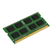 Kingston - DDR3 - 8 GB - SO DIMM de 204 espigas - 1333 MHz / PC3-10600 - CL9 - 1.5 V - sin búfer - no ECC