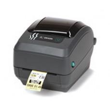 Zebra GK420t impresora de etiquetas Transferencia térmica 203 Alámbrico