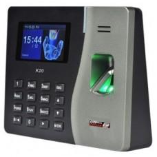 National Soft OTM-4.5-K20-200 lector de control de acceso Basic access control reader Negro, Gris