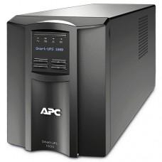 APC SMT1000 sistema de alimentación ininterrumpida (UPS) 1000 VA 670 W 8 salidas AC