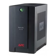 APC BX650U-LM sistema de alimentación ininterrumpida (UPS) Línea interactiva 650 VA 390 W 4 salidas AC