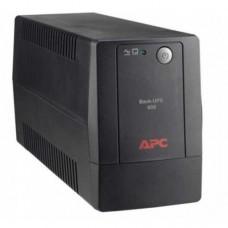 APC Back-UPS BX600L-LM - UPS - CA 120 V - 300 vatios - 600 VA 7 Ah - USB - conectores de salida: 4 - negro
