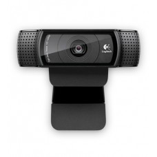 CAMARA WEB LOGITECH C920 FULL HD 1080P FOTO 15 MP ENFOQUE AUTOMATICO 2 MICOFONOS USB PC/MAC/ANDROID