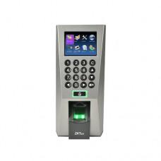 ZKTeco F18 lector de control de acceso Basic access control reader Gris