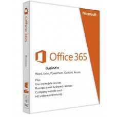 Microsoft Office 365 Business Essentials, 1 year, 1 User 1 licencia(s)