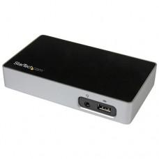 StarTech.com Replicador de Puertos HDMI a USB 3.0 para Ordenadores Portátiles