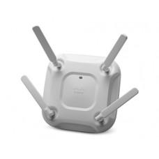 Cisco AIR-CAP3702I-N-K9 punto de acceso WLAN 1300 Mbit/s Energía sobre Ethernet (PoE) Blanco