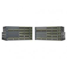 Cisco Catalyst WS-C2960+24TC-S switch Gestionado L2 Fast Ethernet (10/100) Negro
