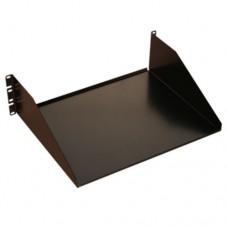 Charola de monitor LACES LACHMO10 - Acero, Negro