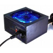 Fuente de poder VORAGO PSU-200 - 12 V, Negro, 600 W