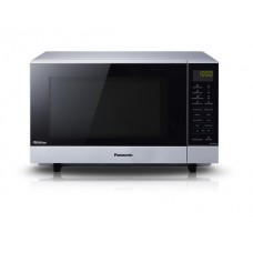 Microondas PANASONIC NN-SF564SRPH - 28 L, 1000 W, Negro, Gris, 675 x 540 x 420 mm