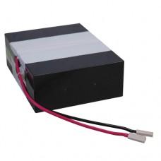 Tripp Lite Cartucho de baterías de reemplazo para UPS SmartOnline específicos de para montar en torre.