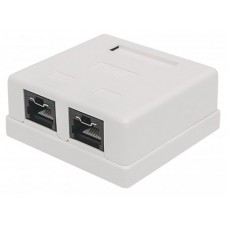 Intellinet Locking Cat5e UTP Mount Box 790826