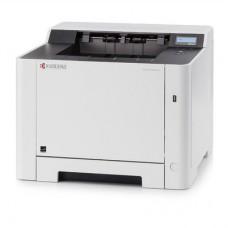 Impresora Láser KYOCERA P5021cdn - Laser, 22 ppm, 65000 páginas por mes