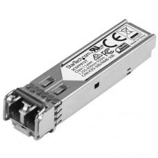 StarTech.com Módulo Transceptor de Fibra SFP compatible HP 3CSFP91 - 1000Base-SX - Módulo de transceptor SFP (mini-GBIC) (equivalente a: HP 3CSFP91) - GigE - 1000Base-SX - LC de modos múltiples - hasta 550 m - 850 nm