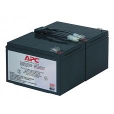 Batería APC RBC6 - Negro